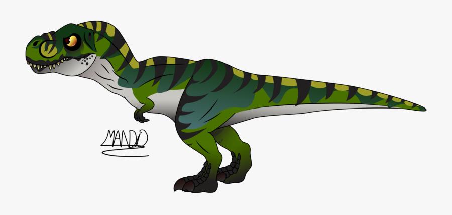 Transparent T Rex Silhouette Png - T Rex Fan Art, Transparent Clipart
