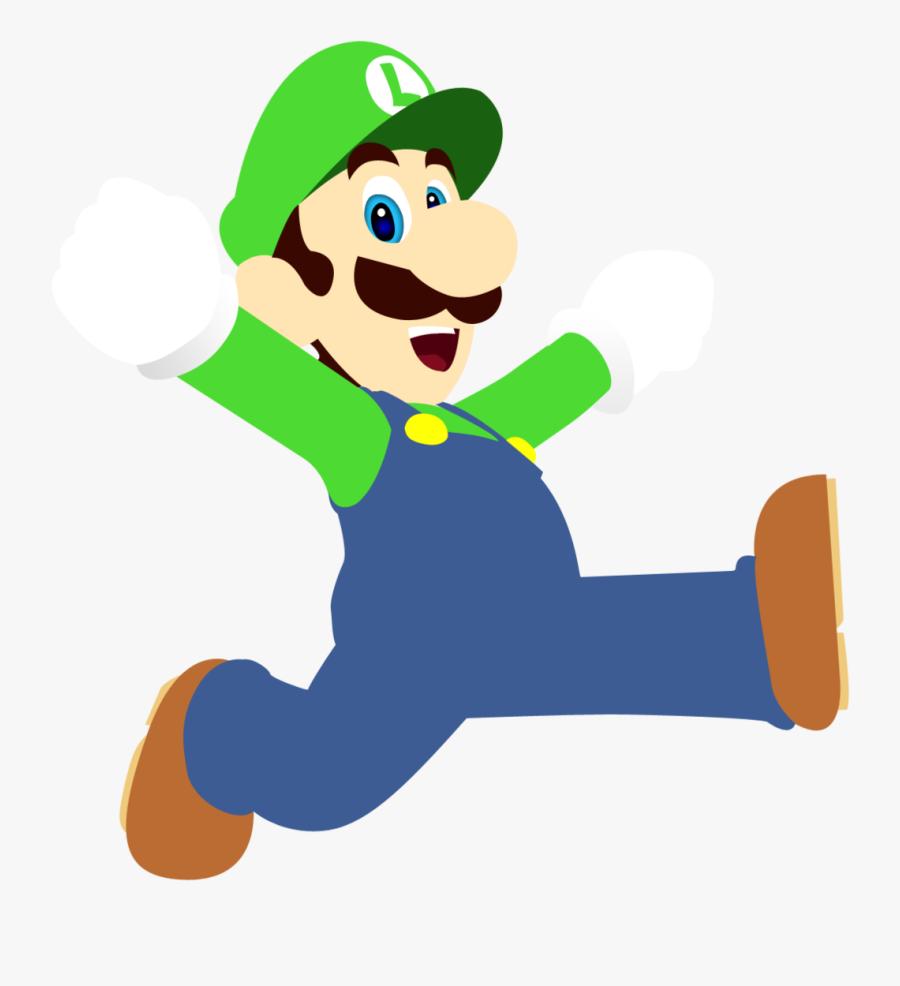 Mario Bros Clipart - Mario Bros Luigi Png, Transparent Clipart