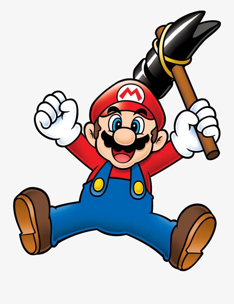 Jpg Free Download Collection Of Free Digressed - Mario Party Advance Mario, Transparent Clipart