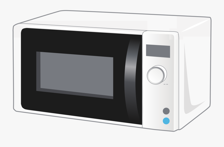 Home Appliance,microwave Oven,multimedia - Clip Art Microwave Oven, Transparent Clipart