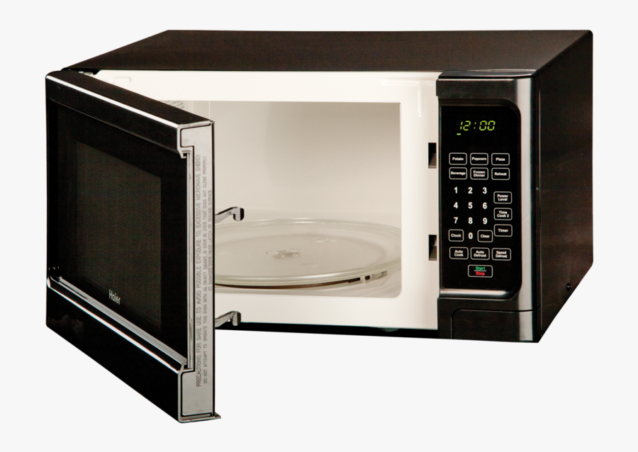 15726 - Microwave Oven For Baking, Transparent Clipart