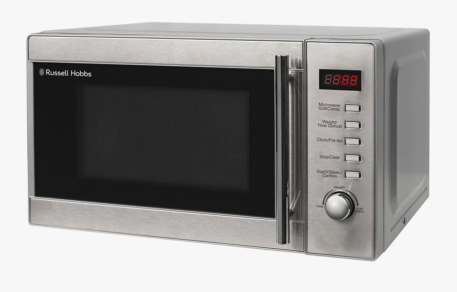 Modern Microwave Oven Transparent Image - Toaster Oven, Transparent Clipart