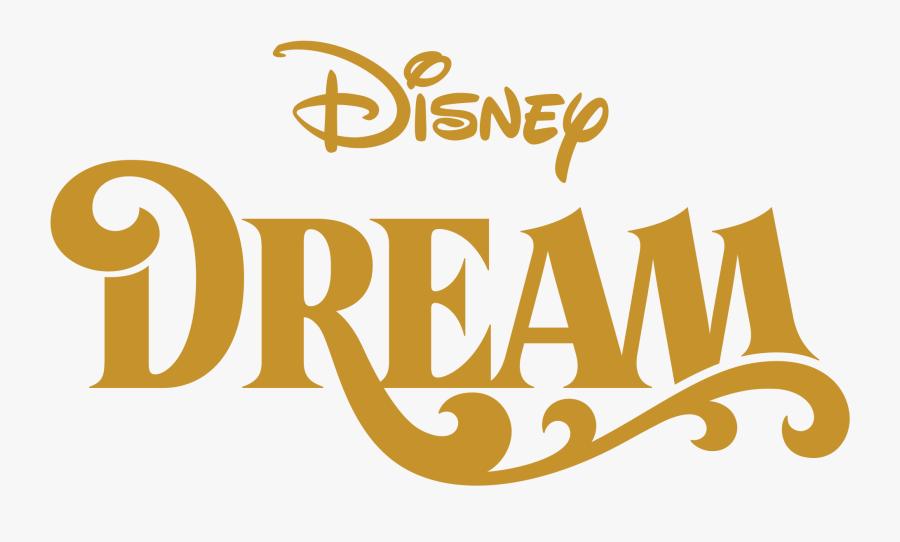 Clip Art Dream Logo - Disney Dream Logo Png, Transparent Clipart