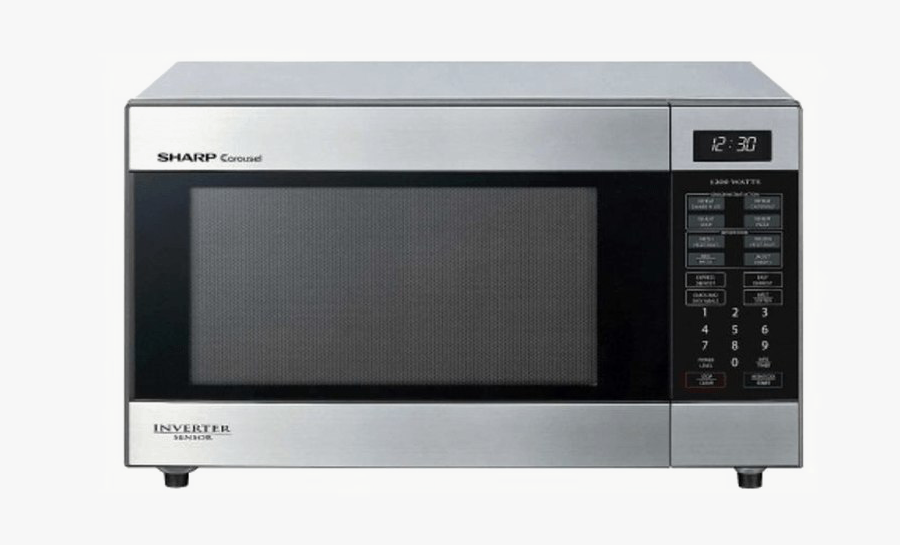 Oven Png Transparent Image - Kitchen Equipment Microwave Oven, Transparent Clipart