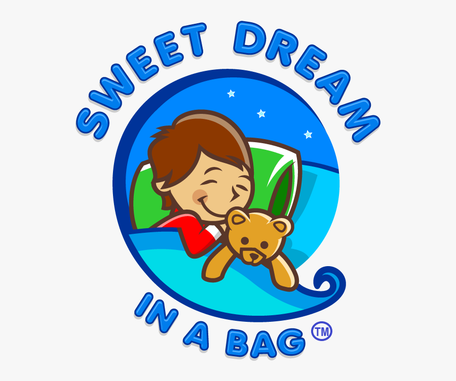 Dreaming Clipart Sweet Dreams - Sweet Dream In A Bag, Transparent Clipart