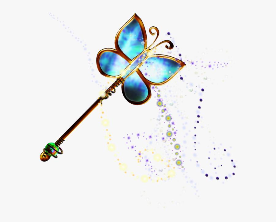 Magic Wand Png - Magic Clip Art, Transparent Png - kindpng