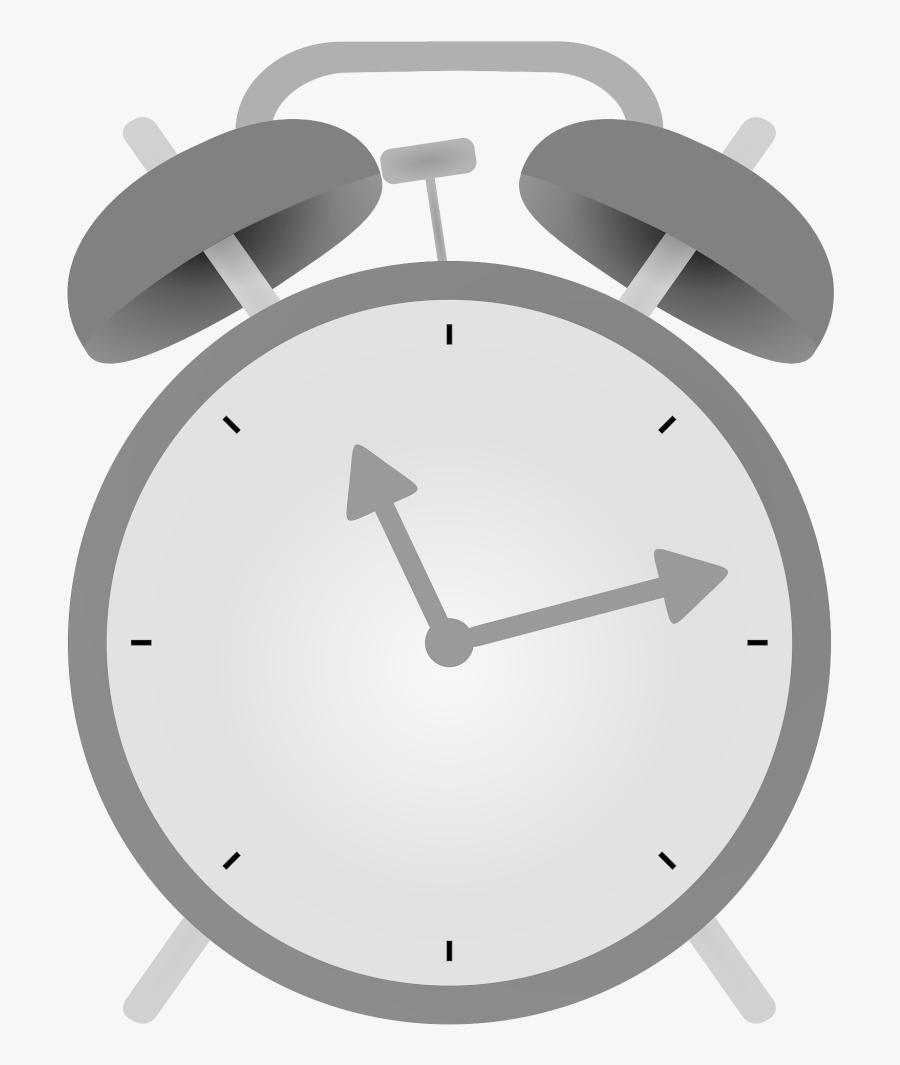 Alarm Clock Gif Png, Transparent Clipart