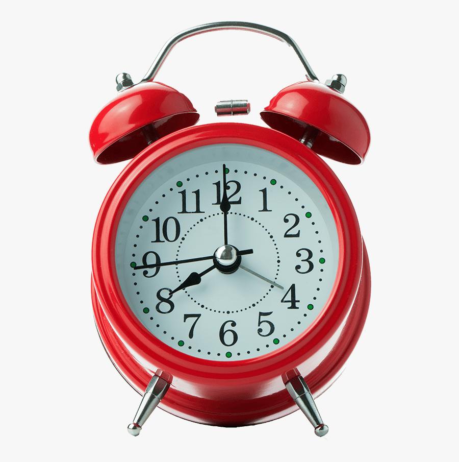Alarm Clocks Gold Gram Present Time Alarm Clock Animal - Alarm Clock, Transparent Clipart