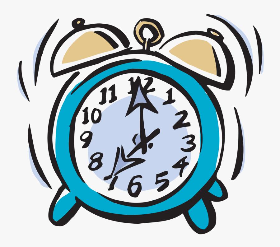 51598 - Alarm Clock Ring Gif, Transparent Clipart