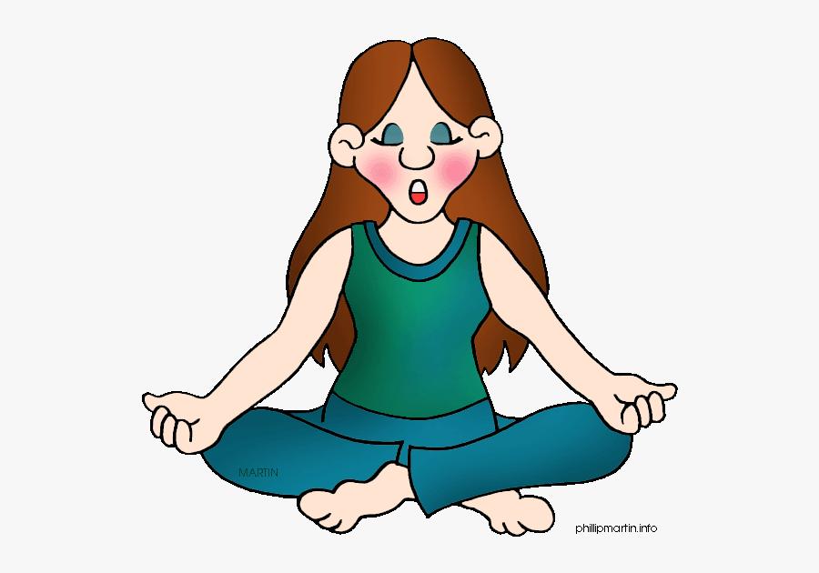 Free Occupations Clip Art By Phillip Martin, Yoga - Yoga Clip Art, Transparent Clipart