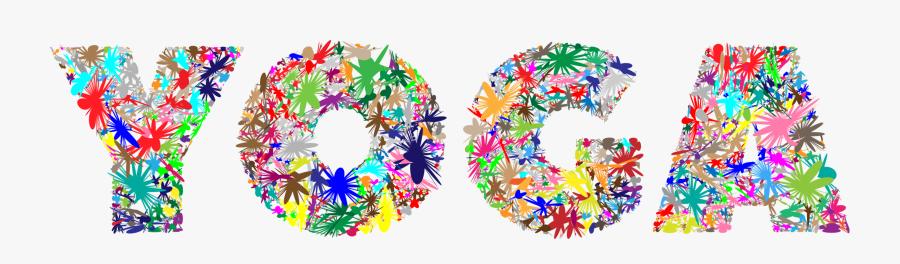 Line,shoe,yoga - World Yoga Day Typography, Transparent Clipart