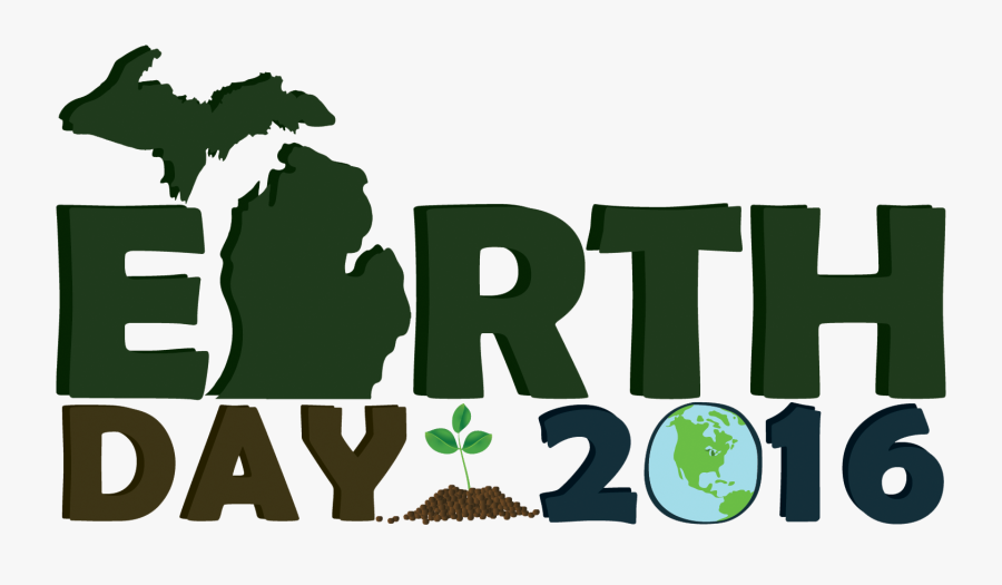 Earth Day 2017 Clip Art, Transparent Clipart