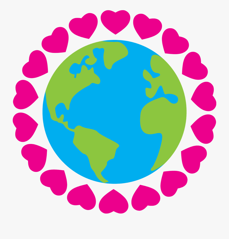 Earth Day Clip Art, Transparent Clipart