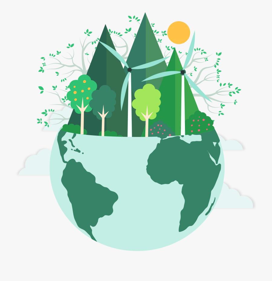 Clip Art Earth Day Wallpaper, Transparent Clipart