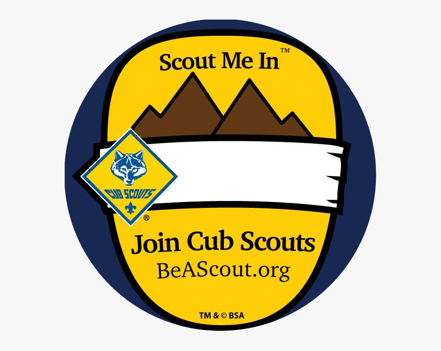 Cub Scout Clip Art, Transparent Clipart