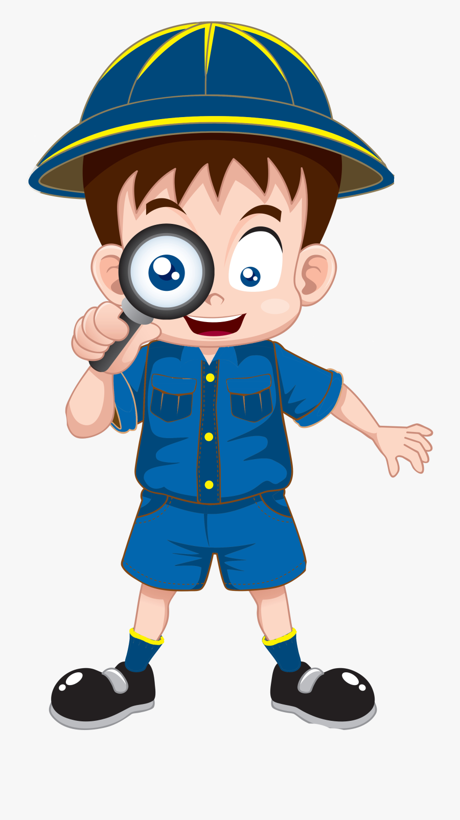 Scouting For Boys Boy Scouts Of America Cub Scout Camping - Boy Scout Cartoon Transparent, Transparent Clipart