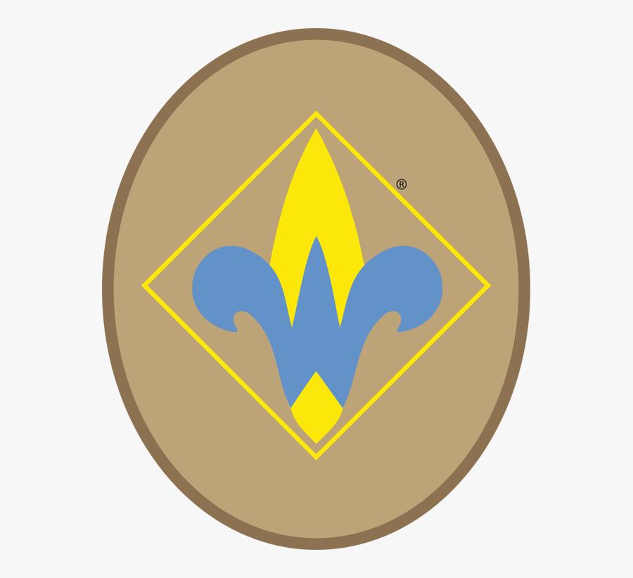 Webelo2 - Webelos Activity Badges, Transparent Clipart
