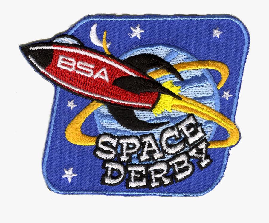 Cub Scout Space Derby, Transparent Clipart