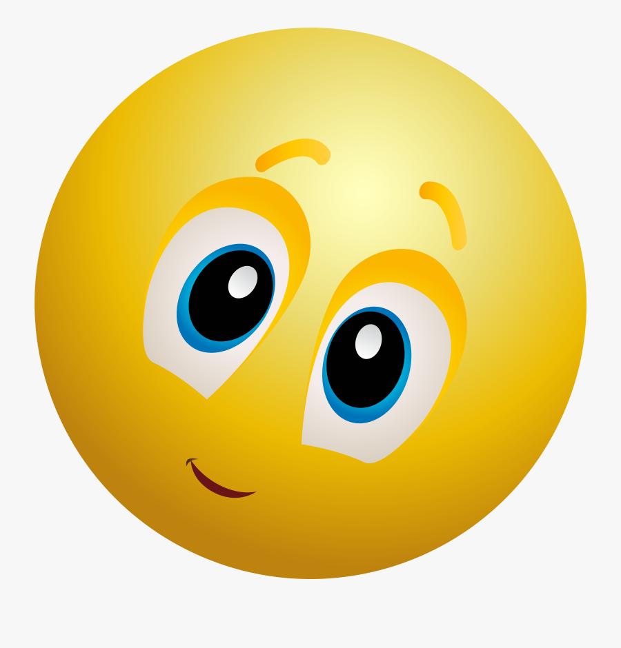 Kindly Face Emoticon Emoji Clipart Info - Png Emoji Emoji Icons Smiley Emoji, Transparent Clipart