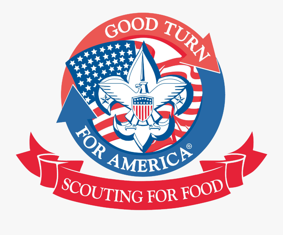 Cub Scout Scouting For Food, Transparent Clipart