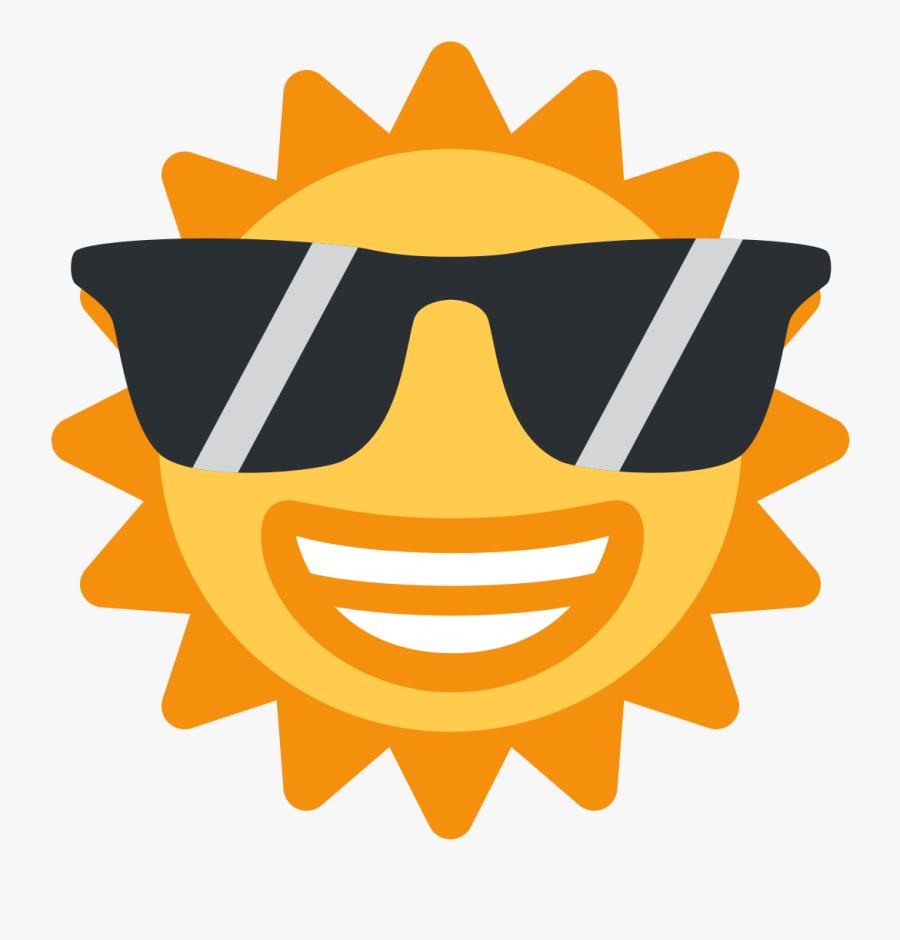 Transparent Cool Emoji Clipart - Discord Emoji, Transparent Clipart