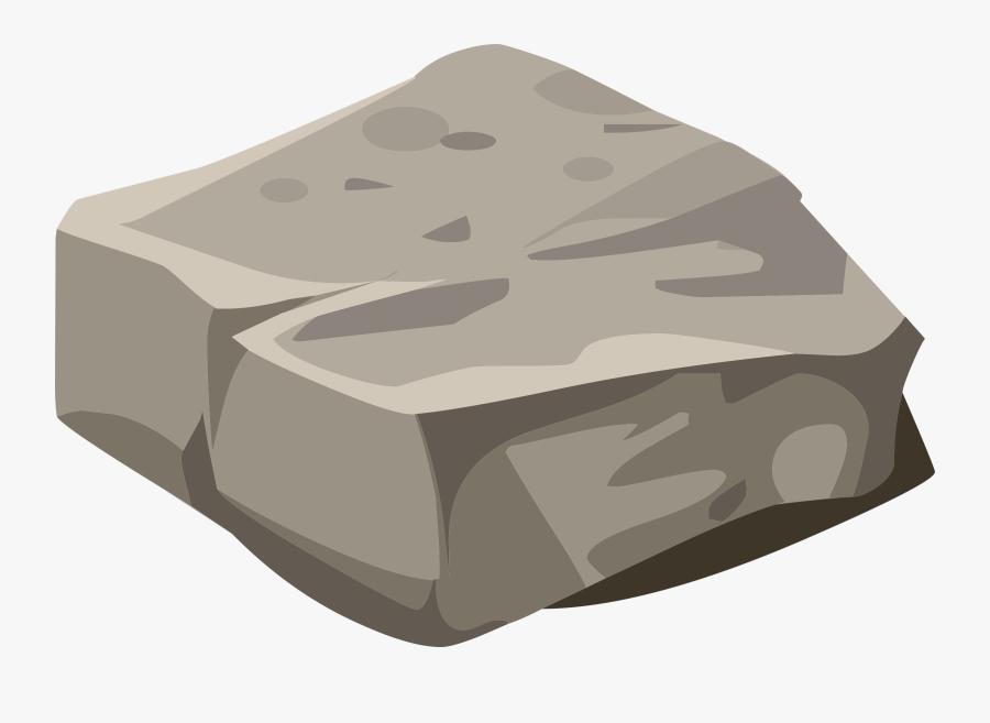Clipart Alpine Landscape Rock Rubble Al1 - Rock Clipart, Transparent Clipart