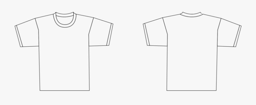 T Shirt,number,logo - Long-sleeved T-shirt, Transparent Clipart