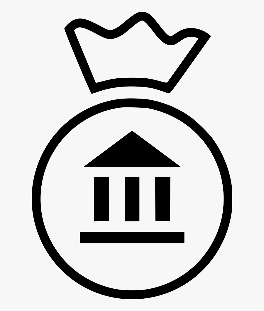 Money Bag Banking Bank Wealth Comments Clipart , Png - Bank Hands Icon, Transparent Clipart