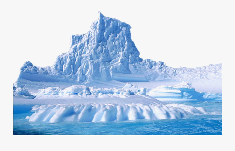 Transparent Mountain Png - Ice Mountain, Transparent Clipart