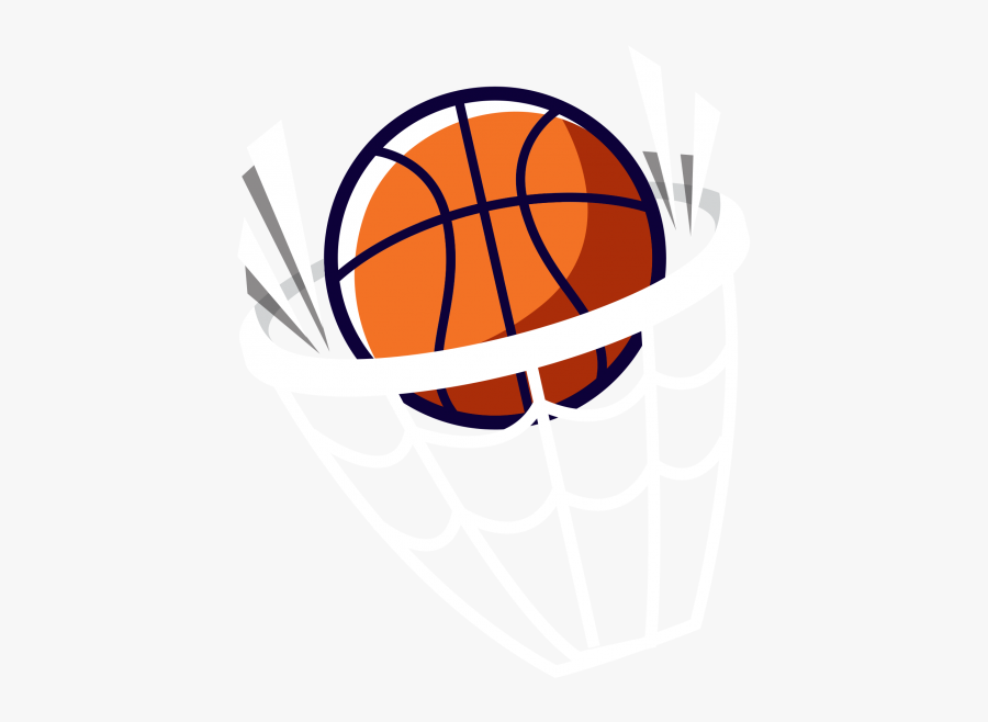 Basketball Icon Png - Clipart Basketball Icon Png, Transparent Clipart