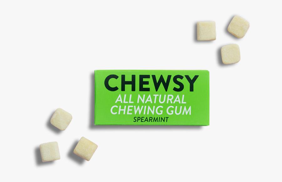 Transparent Chewing Gum Png - Chewing Gum, Transparent Clipart
