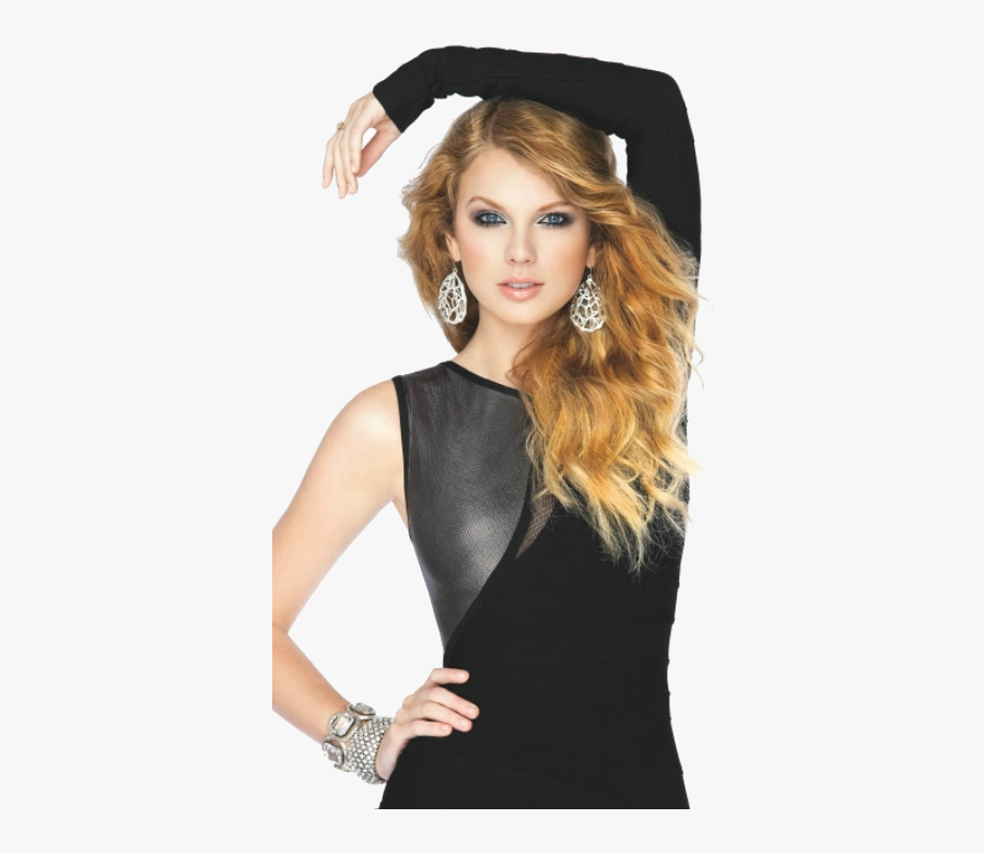 "Taylor Swift""s Reputation Stadium Tour Fearless Tour - Taylor Swift Transparent Background, Transparent Clipart"