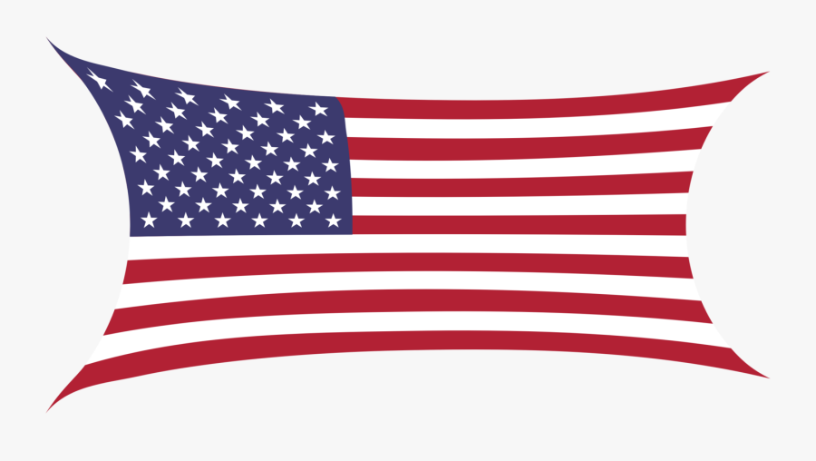 Independence Day,veterans Day,linens - Flag Svg Distressed American Flag, Transparent Clipart