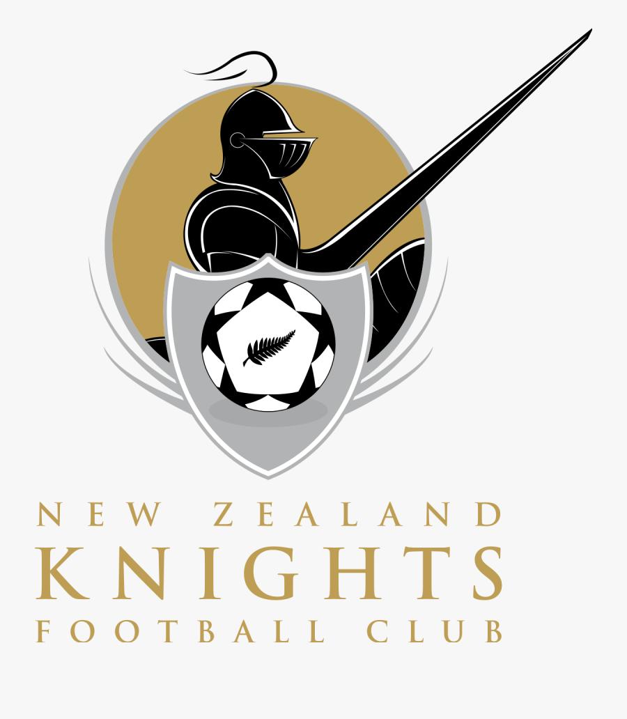 New Zealand Knights Fc - New Zealand Football Clubs, Transparent Clipart