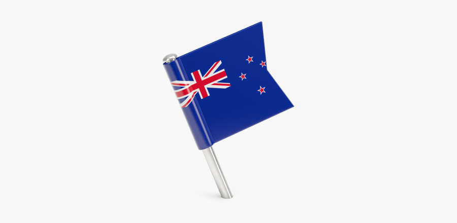 New Zealand Flag Png Transparent Images - New Zealand Flag, Transparent Clipart