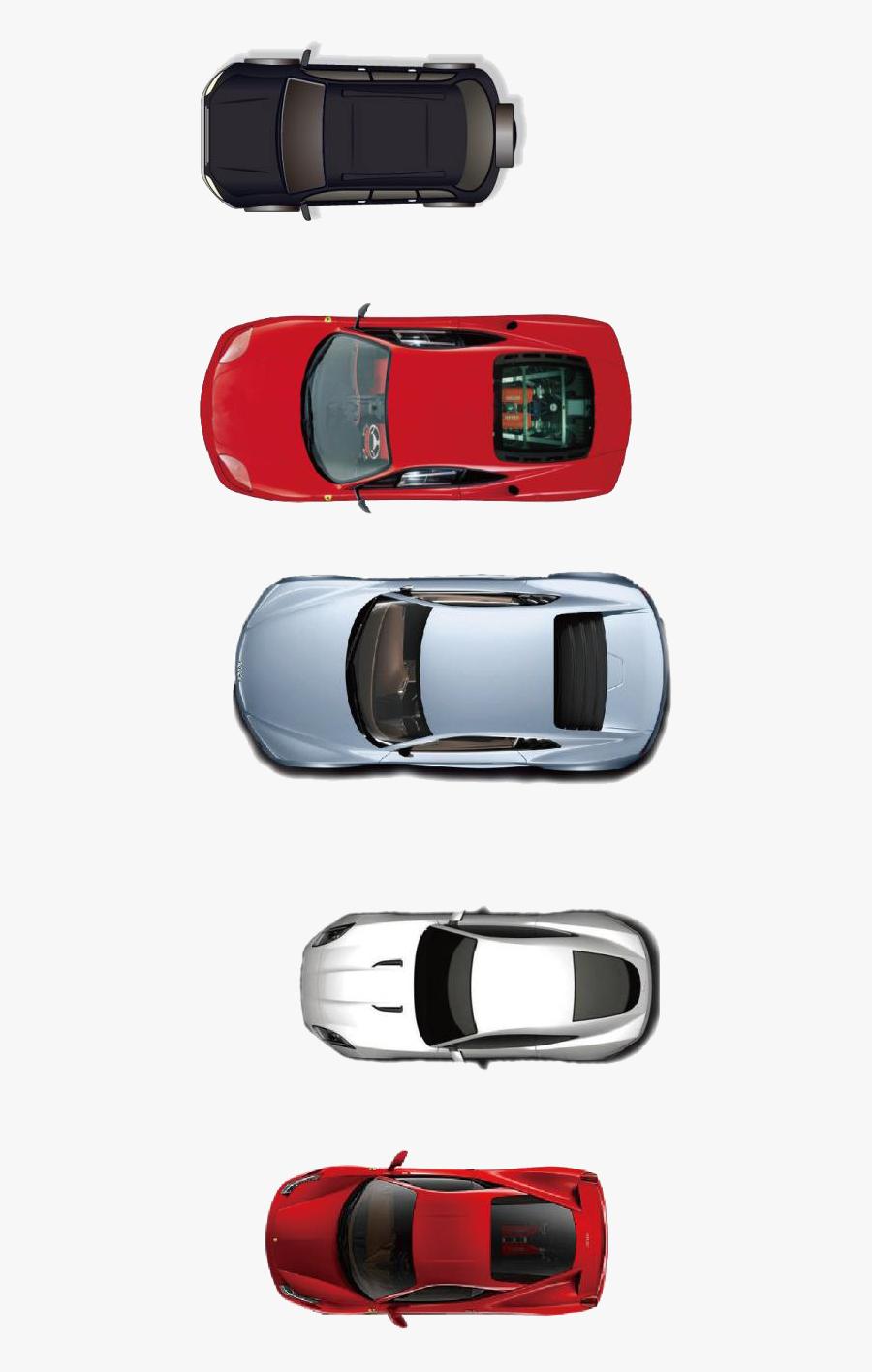 Car Top View Hd Image Free Png Clipart - 2d Top View Car, Transparent Clipart