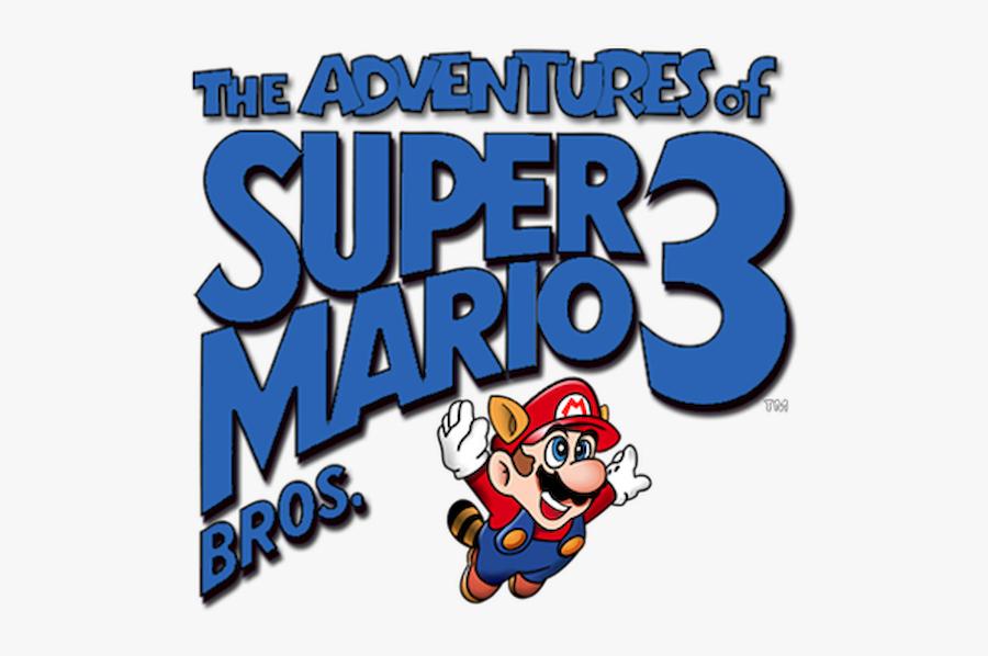 Super Mario Bros 3, Transparent Clipart