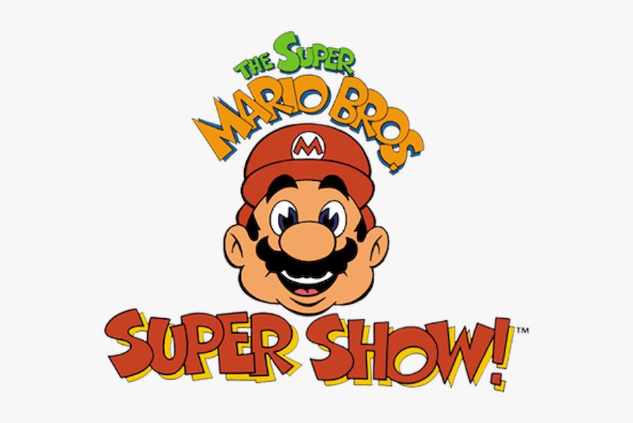 The Super Mario Bros - Super Mario Bros. Super Show!, Transparent Clipart