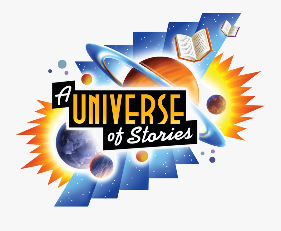 Adults - Universe Of Stories Summer Reading, Transparent Clipart