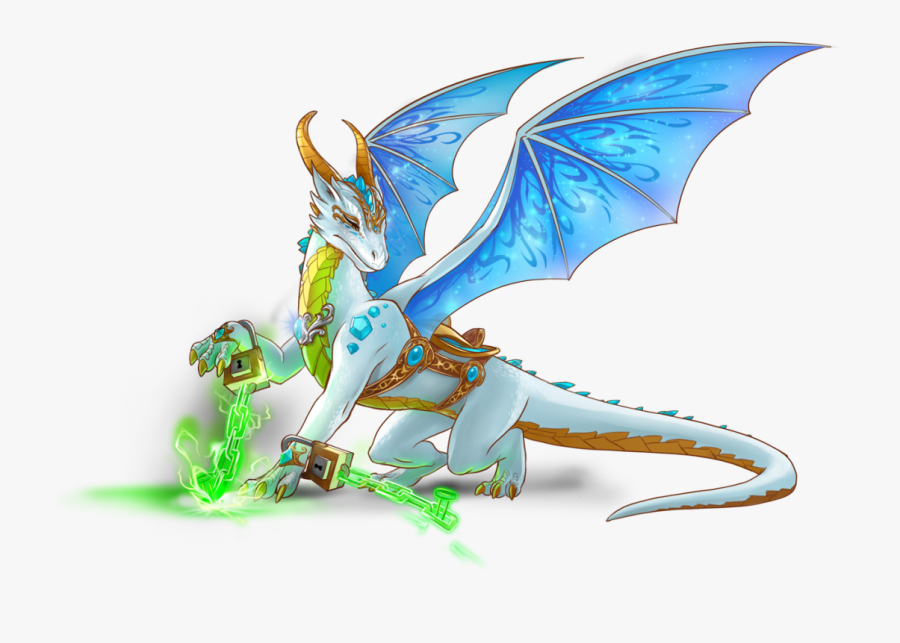 Elandra Lego Elves Dragon , Free Transparent Clipart ...