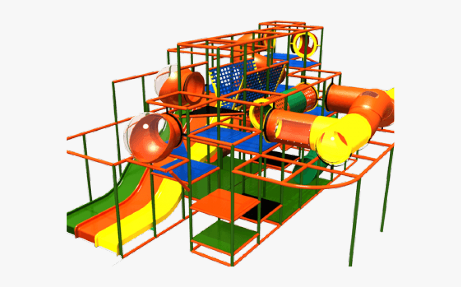 Kids Indoor Play Structures, Transparent Clipart