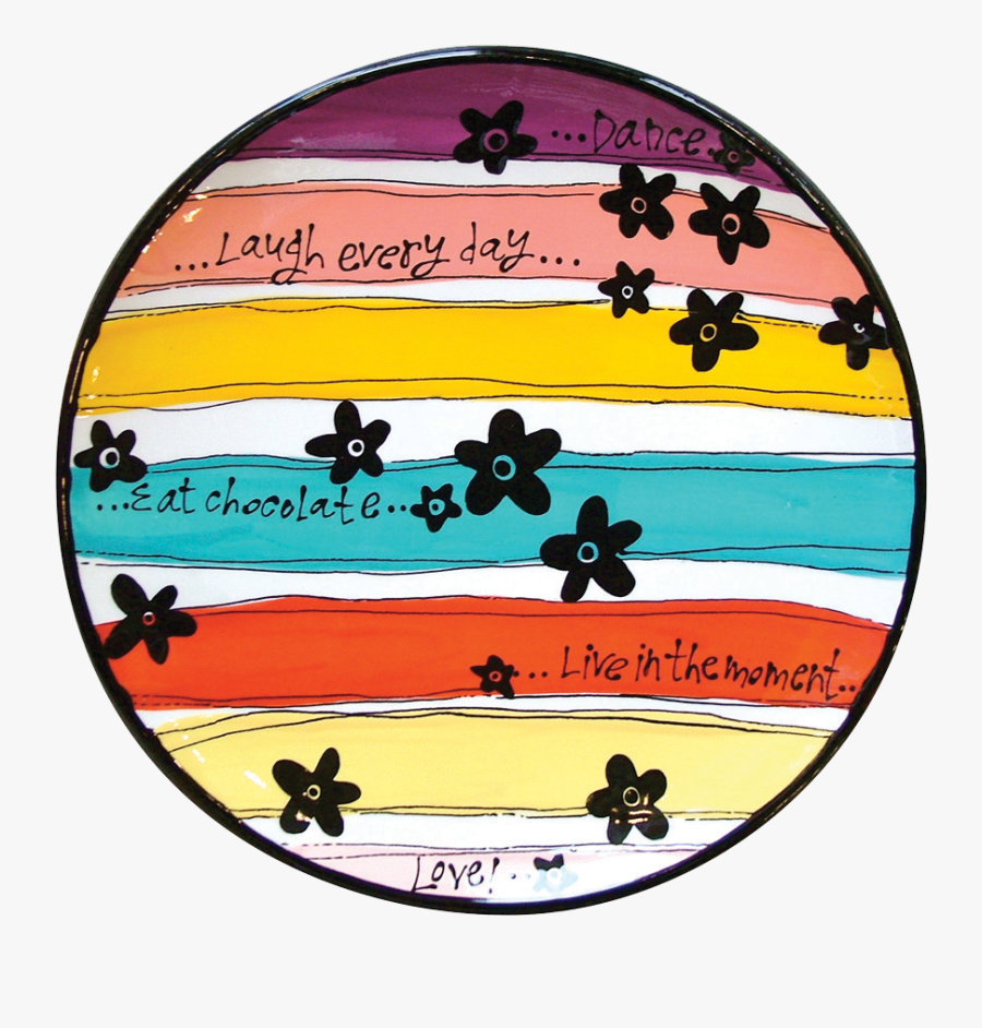Easy Platter Painting Ideas, Transparent Clipart