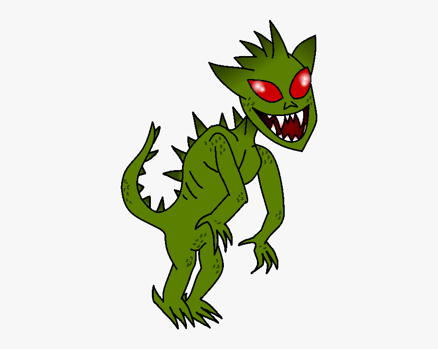 Collection Of Free Chupacabra Drawing Green Download - Chupacabra Clipart Easy, Transparent Clipart