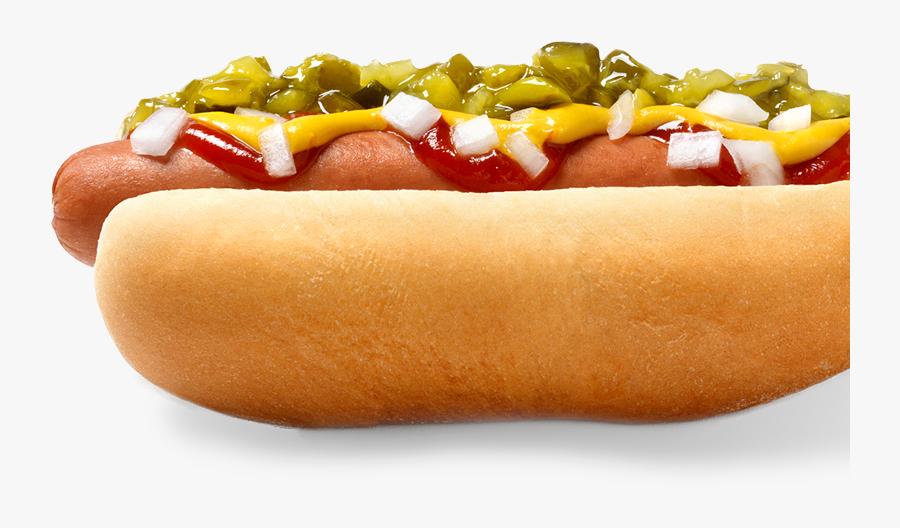 Food,fast Food,chili Dog,dish,hot Dog,hot Dog Bun,cuisine,sausage - Hot Dog, Transparent Clipart