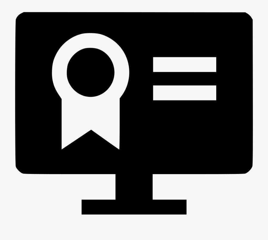 Award Ribbon Png - Sign, Transparent Clipart