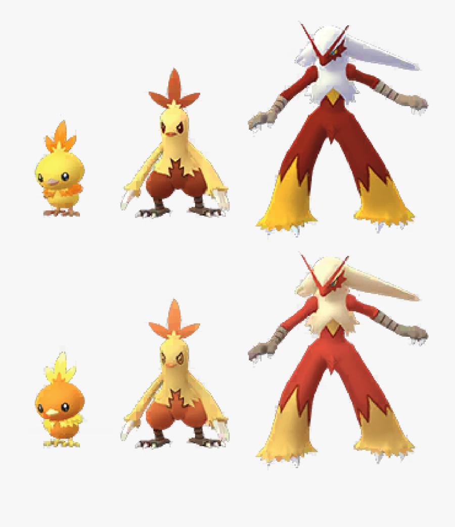 Welcome To Reddit, - Shiny Blaziken Pokemon Go, Transparent Clipart