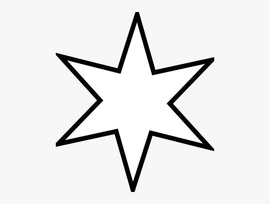6 Point Star Png Free Transparent Clipart Clipartkey