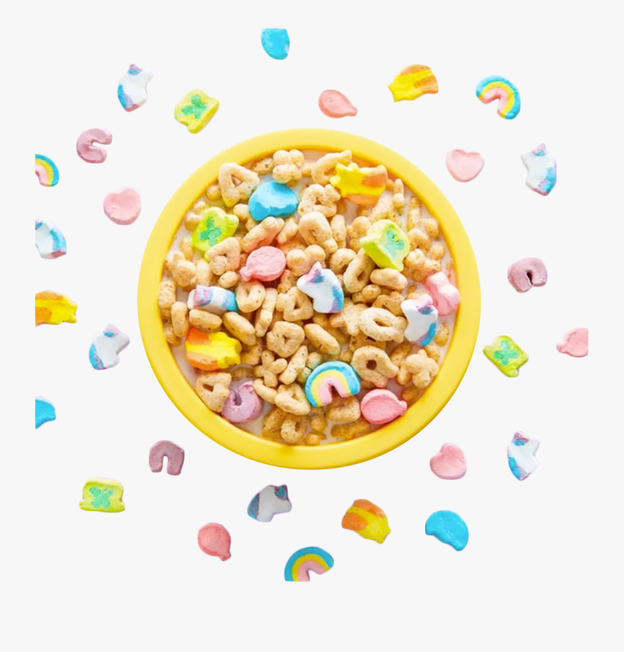 Iridescent Png Lucky Charms - Lucky Charms Unicorn Replaced, Transparent Clipart