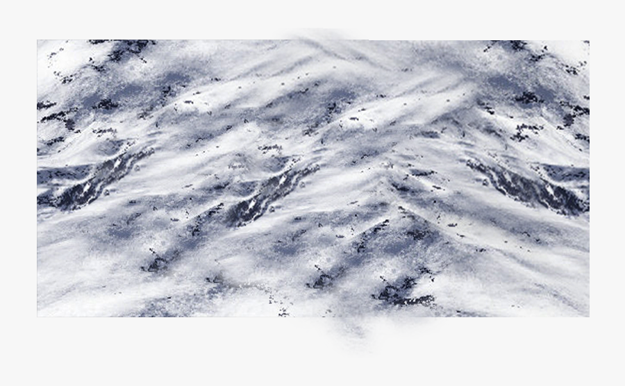06 Feb - Snow Terrain Texture Png, Transparent Clipart