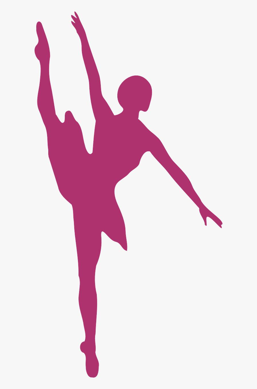 Ballerina Dancer Dance Free Picture - Ballet Dancer Silhouette, Transparent Clipart